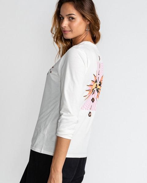 Жен./Одежда/Футболки, поло и лонгсливы/Лонгсливы Женская футболка Far Out Logo