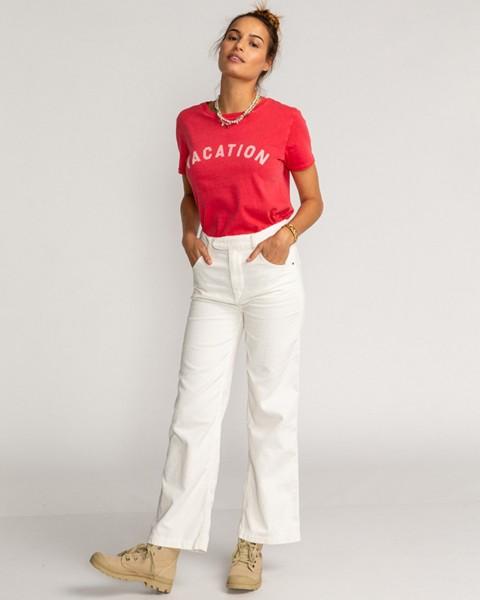 Жен./Одежда/Футболки, поло и лонгсливы/Футболки Женская футболка Vacation Vibrations