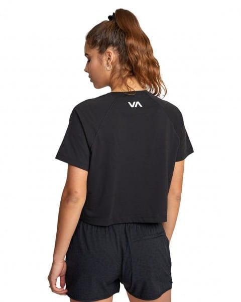 Жен./Йога и фитнес/Одежда/Спортивные футболки и лонгсливы Женская футболка VA Sport