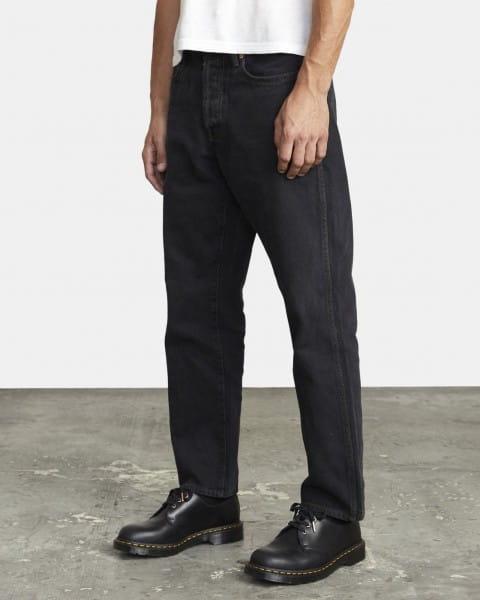 Бежевые прямые мужские джинсы new dawn