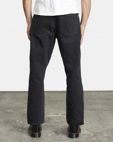 Муж./Одежда/Джинсы и брюки/Прямые джинсы Прямые мужские джинсы New Dawn