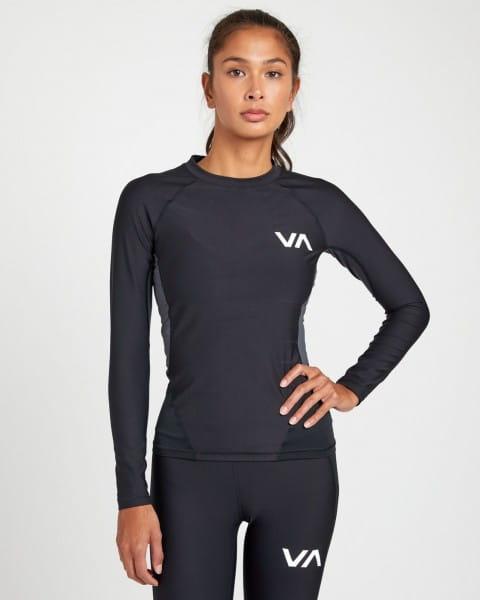 Компрессионный женский топ VA Sport