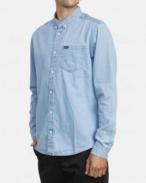 Муж./Одежда/Рубашки/Рубашки с длинным рукавом Мужская рубашка с длинным рукавом Hastings