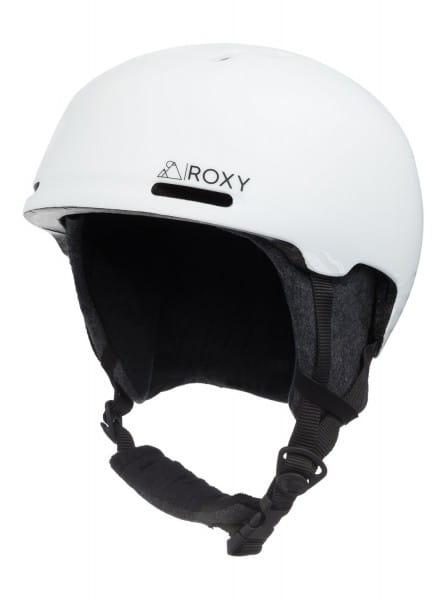 Черный женский сноубордический шлем kashmir