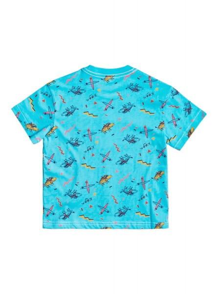 Мал./Мальчикам/Одежда/Футболки и майки Детская футболка Flip Snacking 2-7
