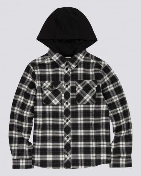 Мал./Мальчикам/Одежда/Рубашки и поло Детская рубашка с капюшоном Tacoma 2C