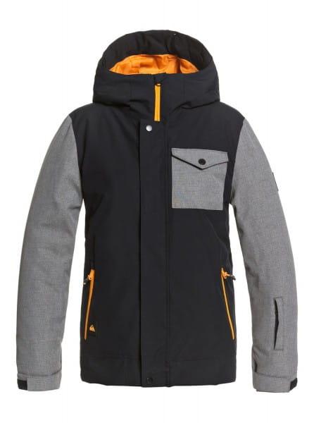 Мал./Сноуборд/Мальчикам/Куртки для сноуборда Детская сноубордическая куртка Ridge 8-16