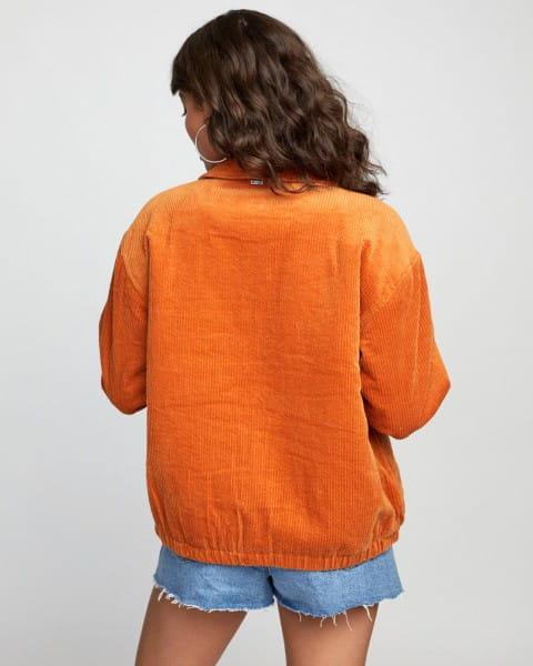 Жен./Одежда/Верхняя одежда/Демисезонные куртки Вельветовая женская куртка Viber Corduroy