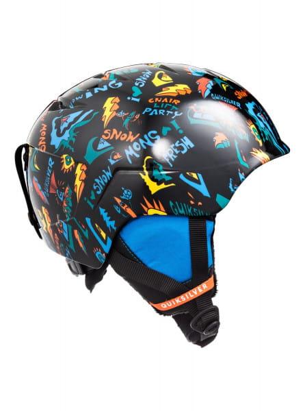 Мал./Сноуборд/Мальчикам/Шлемы для сноуборда Детский сноубордический шлем Slush
