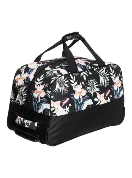 Жен./Аксессуары/Сумки и чемоданы/Сумки дорожные Большая сумка на колесах Feel It All 66L