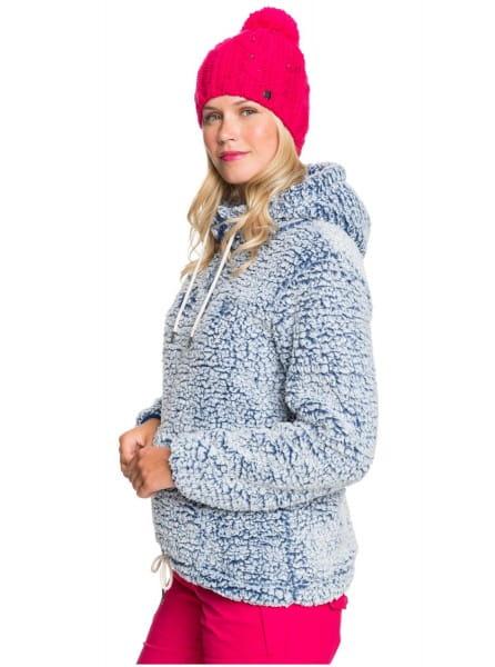 Жен./Сноуборд/Флис и софтшелл/Флисовые толстовки Женское флисовое худи Pluma Sherpa