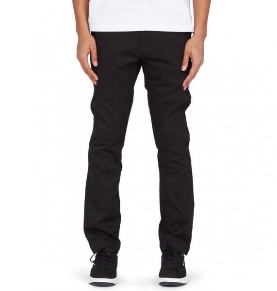 Бежевый мужские брюки-чинос worker