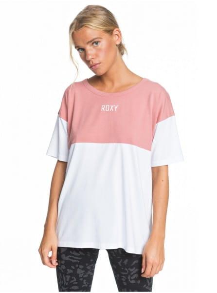 Бордовый женская футболка come into my life