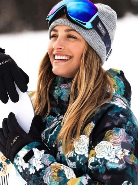 Жен./Сноуборд/Перчатки и варежки/Перчатки Женские сноубордические перчатки GORE-TEX® Onix