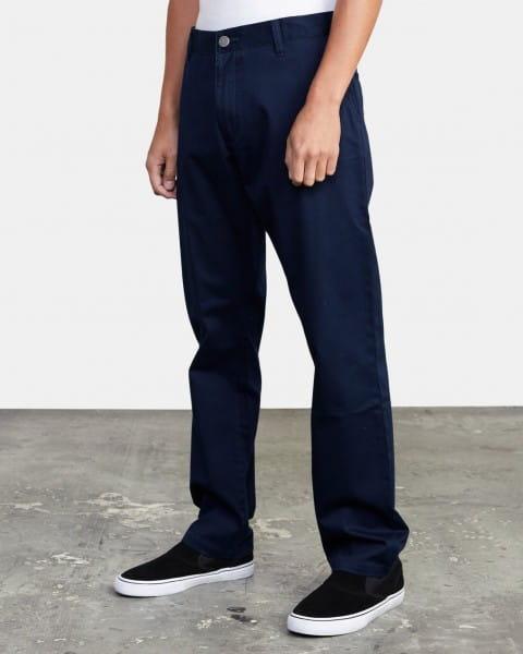 Бежевые мужские брюки the weekend stretch