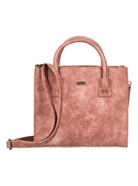 Коралловый женская сумка через плечо happy vibes 10.4l