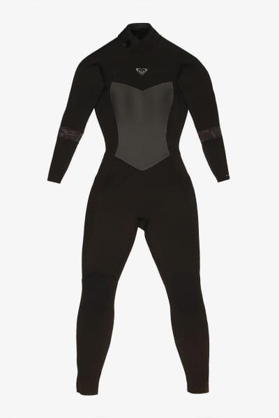 Женский гидрокостюм с длинным рукавом и молнией на спине 5/4/3mm
