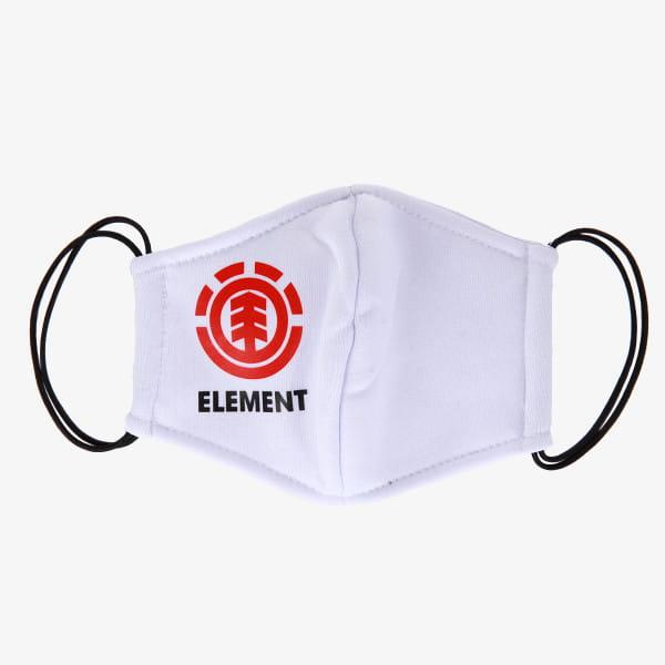 Голубые маска с логотипом element