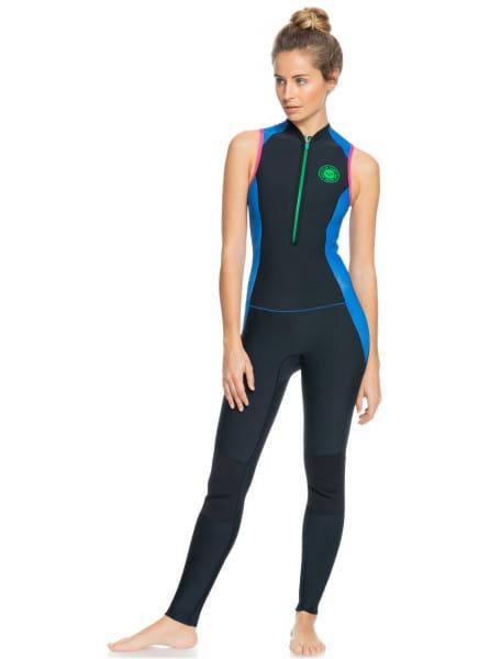 Женский гидрокостюм с молнией на груди 1.5mm POP Surf