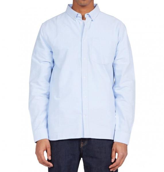 Муж./Одежда/Рубашки/Рубашки с длинным рукавом Мужская рубашка с длинным рукавом Oxford