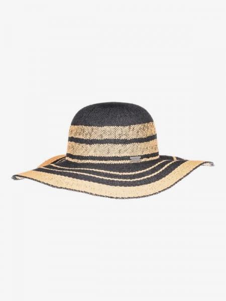 Жен./Аксессуары/Головные уборы/Панамы Женская соломенная шляпа Salt Water Happiness