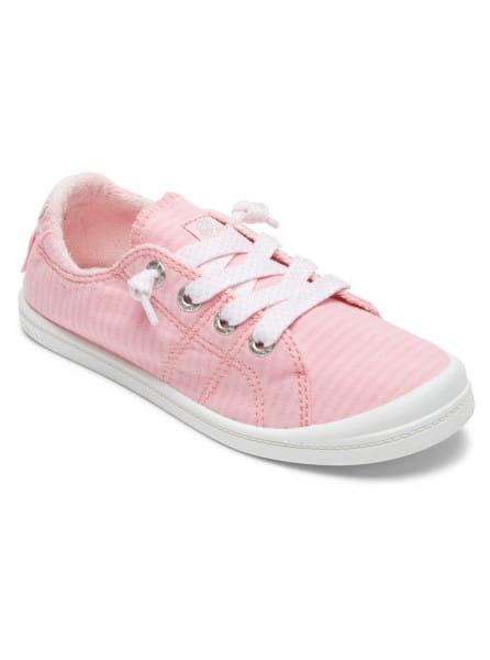 Розовые детские кеды bayshore 8-16