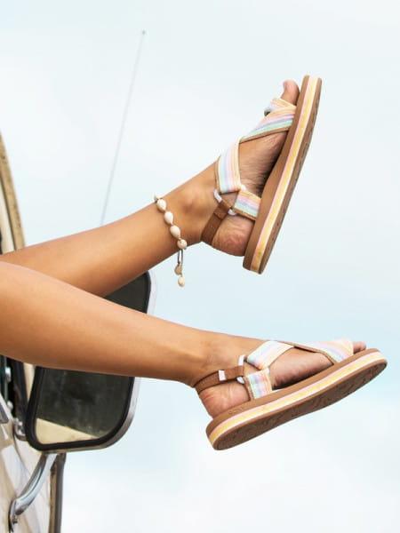 Черные женские сандалии jules