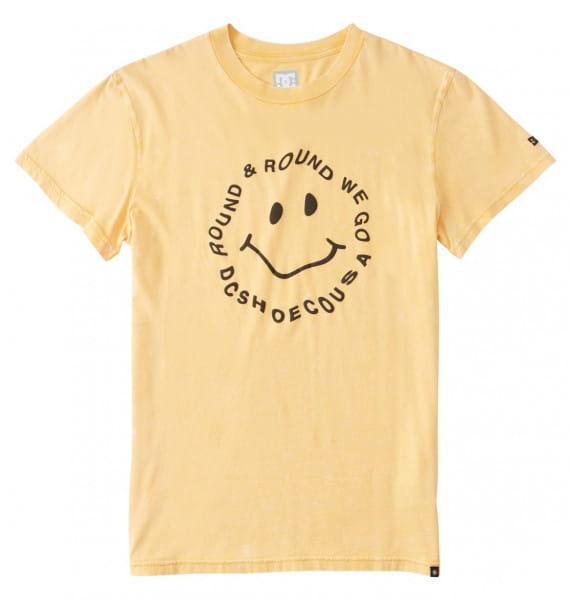 Муж./Одежда/Футболки, поло и лонгсливы/Футболки Мужская футболка Round We Go