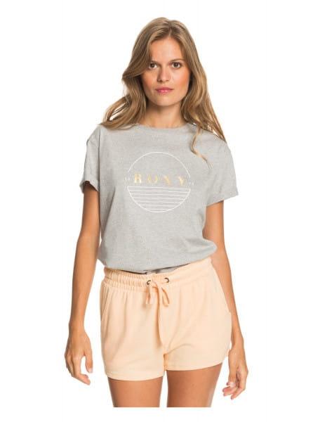 Персиковый женские шорты forbidden summer