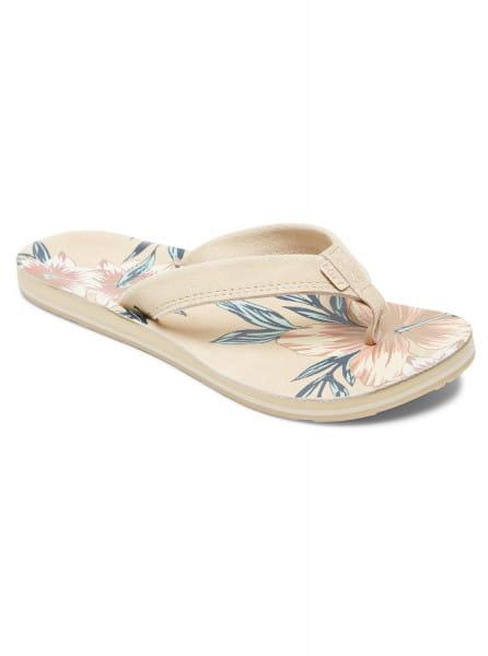 Женские кожаные сандалии Lorraine Print