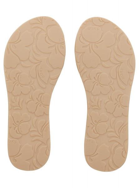 Жен./Обувь/Сланцы/Сланцы Женские кожаные сандалии Lorraine Print