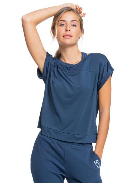 Жен./Одежда/Футболки, поло и лонгсливы/Спортивные футболки и лонгсливы Женская спортивная футболка Lets Shake Hands