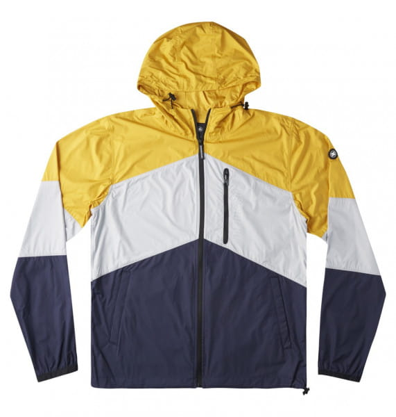Муж./Одежда/Верхняя одежда/Ветровки Мужская ветровка Dagup Block Packable