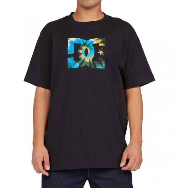 Муж./Одежда/Футболки, поло и лонгсливы/Футболки Мужская футболка Star Tie Dye
