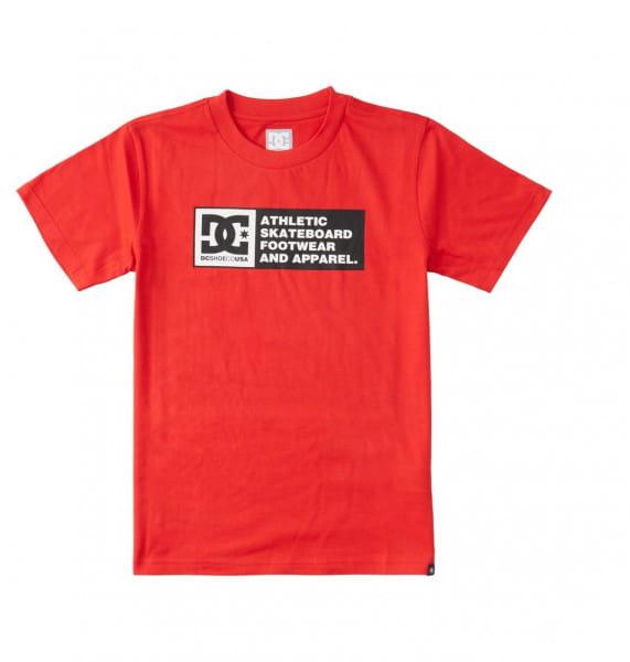 Красный детская футболка density zone