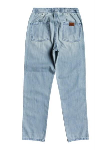 Дев./Девочкам/Одежда/Джинсы и брюки Детские свободные джинсы Yeah Bali Baby 4-16