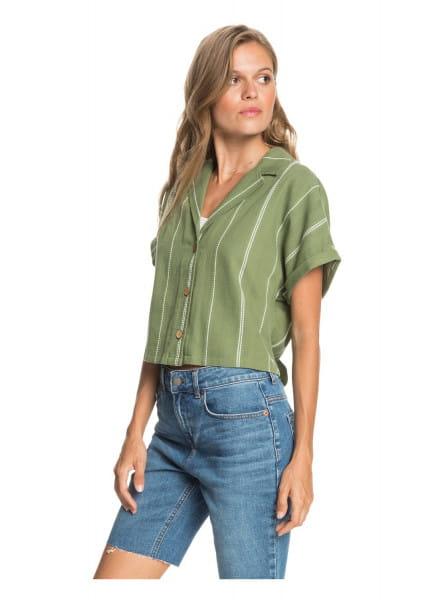 Жен./Одежда/Блузы и рубашки/Рубашки с коротким рукавом Женская рубашка с коротким рукавом Winter Catcher