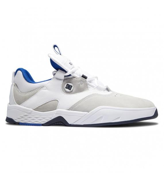 Белые мужские кроссовки kalis