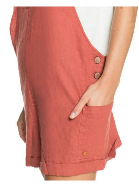 Жен./Одежда/Платья и комбинезоны/Комбинезоны Женские шорты-комбинезон Low Rising