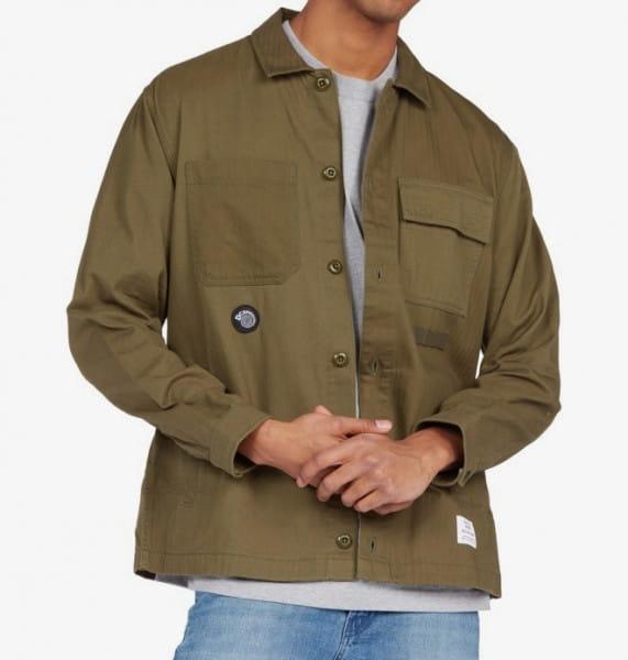 Муж./Одежда/Рубашки/Рубашки с длинным рукавом Мужская рубашка с длинным рукавом Jungle