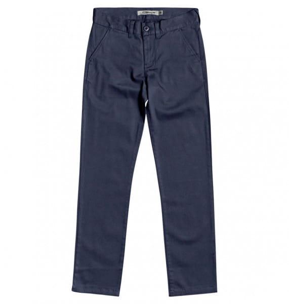 Мал./Мальчикам/Одежда/Джинсы и брюки Детские брюки-чинос Worker 8-16