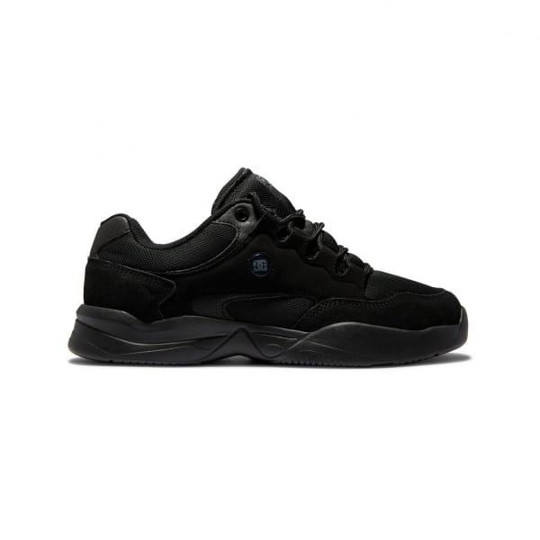 Черные мужские кроссовки decel