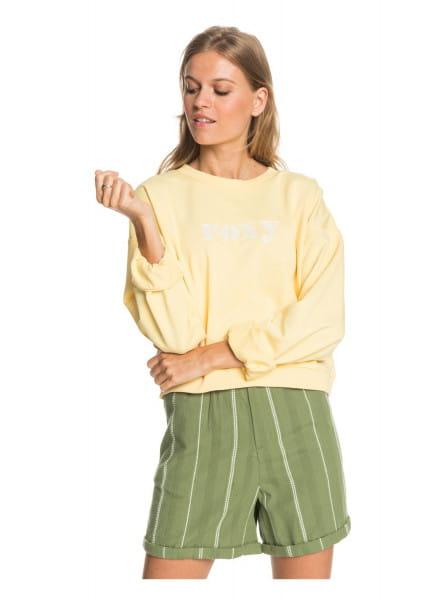 Зеленый женский свитшот break away
