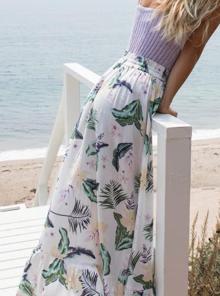 Черный женская юбка summer fade
