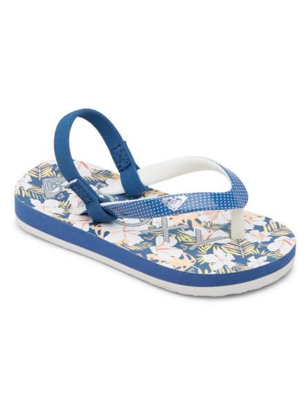 Дев./Обувь/Обувь/Сланцы Сланцы для малышей Roxy Pebbles
