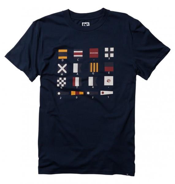 Мужская футболка DC X Magenta