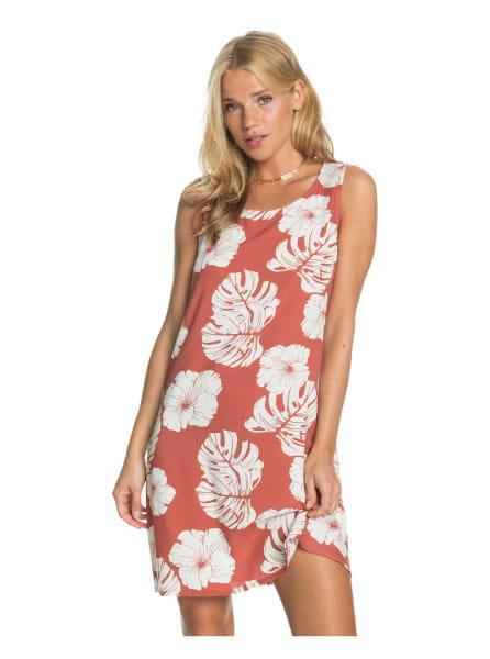 Оранжевый женское платье sweet whisper