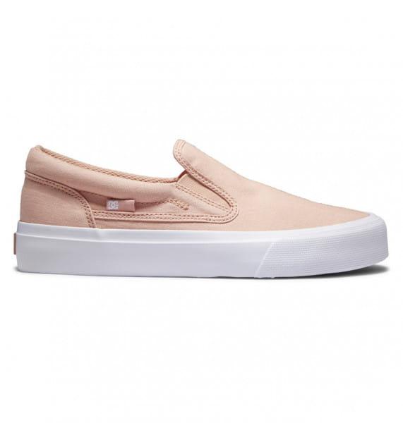 Розовые женские слипоны trase slip platform