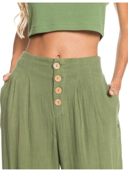 Жен./Одежда/Джинсы и брюки/Широкие брюки Женские брюки с высокой талией Dream Story
