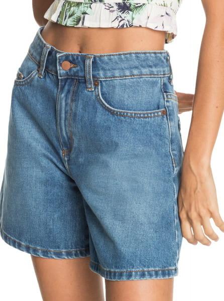 Жен./Одежда/Шорты/Джинсовые шорты Женские джинсовые шорты-бермуды Morning Splendour